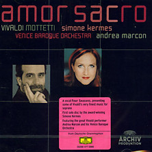 Review of Amor Sacro