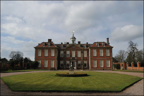 Hanbury Hall Worcestershire