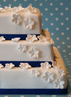Bbc Bbc Food Blog How To Make A Wedding Cake