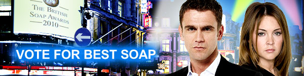 Vote for EastEnders in the British Soap Awards