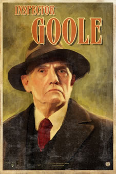 compare arthur birling and inspector goole The main characters in an inspector goole essay inspector calls are the birling family, inspector goole essay gerald croft and inspector goole get the summaries.