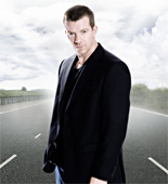 Tom (Max Beesley) searches for supplies