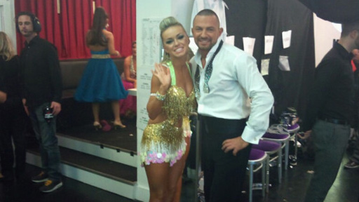 Robin Windsor and Ola Jordan.