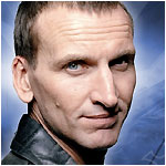Christopher Eccleston as The Doctor in 'Doctor Who'