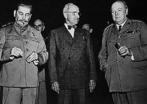 BBC - History - World Wars: President Truman and the Origins