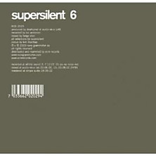 Review of Supersilent 6