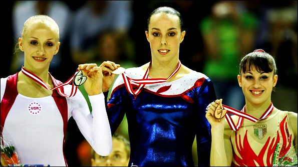 Beth Tweddle at the 2006 World Championships