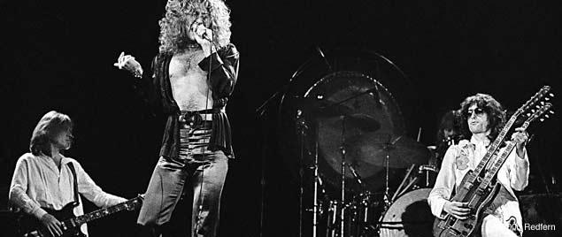 Led Zeppelin Live 1973