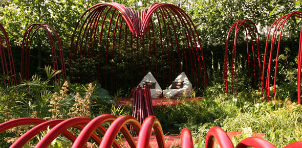 British Heart Foundation Garden