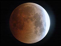 Lunar Eclipse in 2004