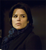 Holly (Neve Campbell) takes matters into her own hands