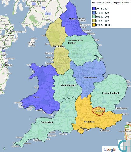 Bbc Mark Easton S Uk Map Of The Week Wealth Of The Nation