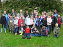 Stanford Primary School Wildlife Watch Group