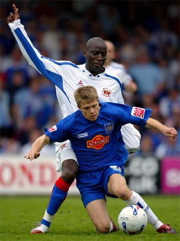 Jamie Ward and Chris Billy