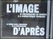 Parisian photography exhibition