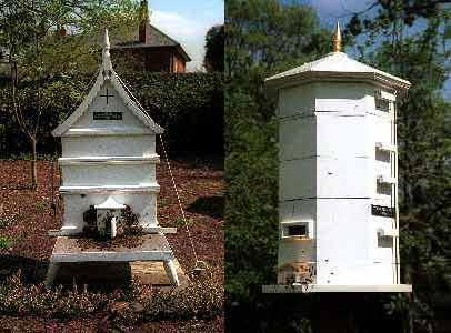 Victorian Beehives