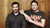 BBC 6 Music presenters Adam Buxton and Joe Cornish make a welcome return to the network