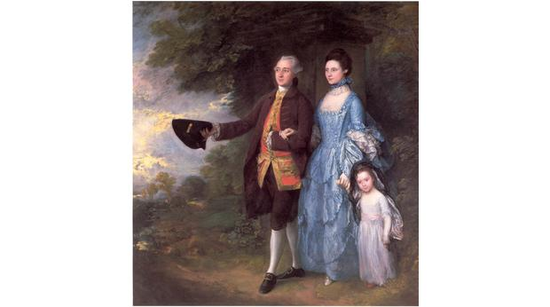 The Byam Family – The Holburne Museum