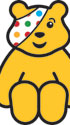 Pudsey, the BBC Children in Need bear