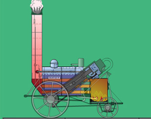 Wondrous Bbc History British History In Depth Stephensons Rocket Animation Wiring Database Gramgelartorg