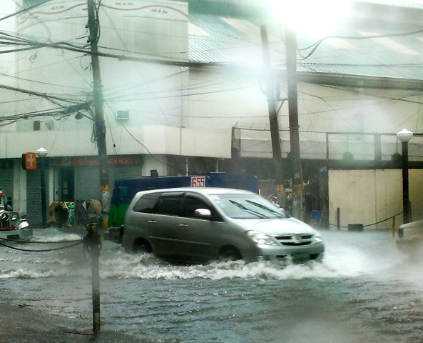 flooding in philippine