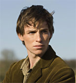 Eddie Redmayne gives the heroic Angel Clare an easy charm