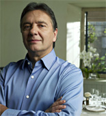 Raymond Blanc thinks big as he has to choose which restaurant to close