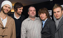 Take That with Chris Moyles
