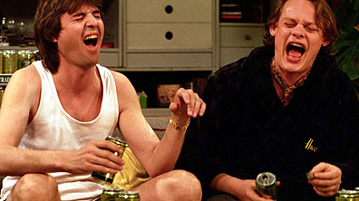 Tony and Gary in Men Behaving Badly