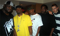 Ace, Just Blaze, Invisible, Seani B and Benji B