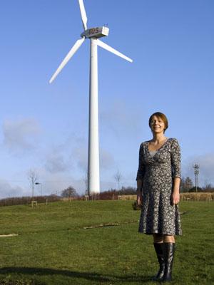 Bbc Bbc Tv Blog Windfarm Wars Filming The Renewable