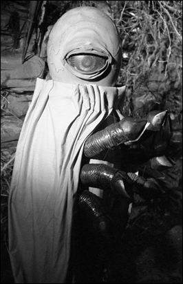 The Monster Of Peladon from Dr Who