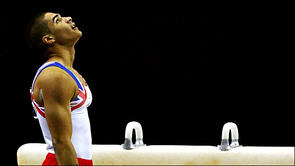 Louis Smith at the 2009 World Championships