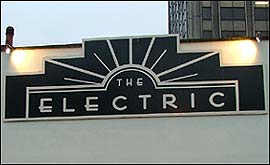 The Electric Cinema