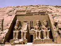 Image of the Great Temple of Abu Simbel