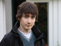 Blast 2008 reporter for Cornwall - Alex Hannon