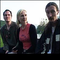 Louise, Robert and Alistair, Prijepolje