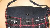 11a1e923a27 BBC - Blast Fashion - Denim Pleated Bag