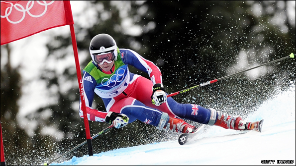 BBC - Matt Slater  British skiing seeks end to downhill trajectory 308b7126139