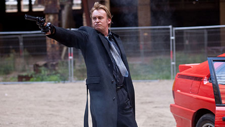 Ashes To Ashes: DCI Gene Hunt (Philip Glenister) (image: Kudos/BBC)