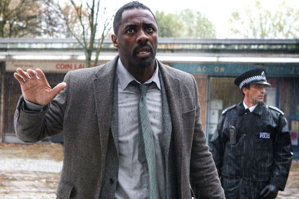 Detective Chief Inspector John Luther played by Idris Elba