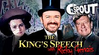 The King's Speech - Gervais Style!