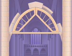 Build An Arch Animation