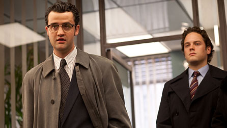 Ashes To Ashes: Jim Keats (Daniel Mays) (image: Kudos/BBC)