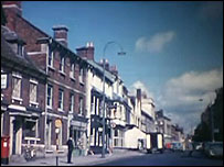 Old Town High Street in the 1960s