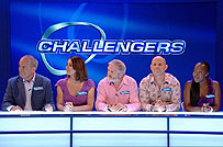One Show family members on Eggheads TV show