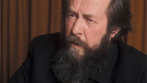 Solzhenitsyn in 1976
