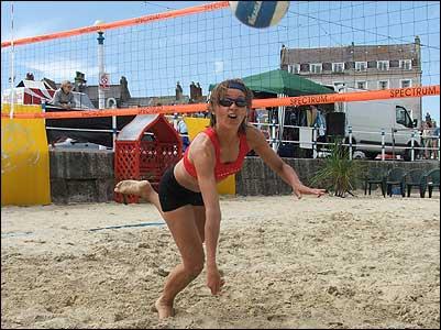 Weymouth Beach Volleyball Classic