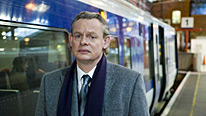 Martin Clunes stars as Reggie Perrin in this modern-day update of the classic Seventies sitcom