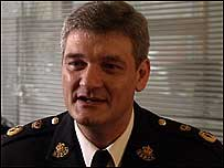 Tim Wass - Head of RSPCA Inspectorate